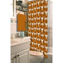 Northwest NCAA Texas Longhorns Shower Curtain College