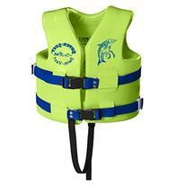 Texas Rec Supersoft Swim Life Vest Small 23-24in. - Kool