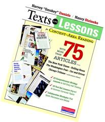 Texts and Lessons for Content-Area Reading : With More Than