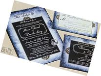 The Textured Hues Wedding Invitation Sample Set
