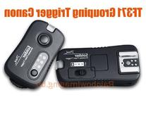 Pixel TF-371 Soldier Wireless Grouping Flash Trigger Control