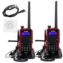 Retevis RT29 2 Way Radios 10W Walkie Talkies Long Range