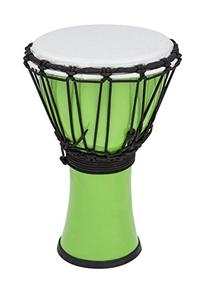 Toca TFCDJ-7PG Colorsound 7-Inch Djembe, Pastel Green