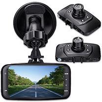 """digitsea 2.7"""" 1080P HD TFT Screen Car DVR Vehicle Camera"""