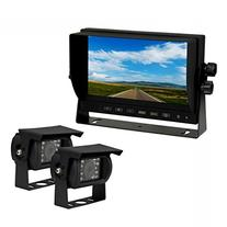 Esky 7-Inch TFT LCD Monitor Waterproof Car Color Backup Rear