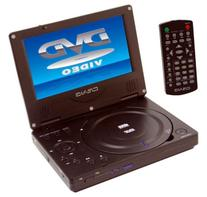 Craig 7-Inch TFTSWIVEL SCREEN Portable DVD/CD Player with