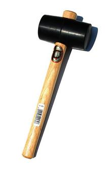 Thor TH61953  Rubber Mallet Black 2-1/2-Inch Face Diameter