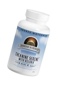 Source Naturals Serene Science Theanine Serene with Relora,