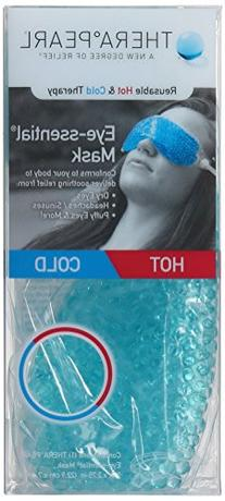 TheraPearl TP-RE1 Reusable Hot & Cold Therapy Eye-ssential