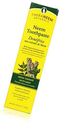 TheraNeem Mint Toothpaste - 4.23 oz - Paste