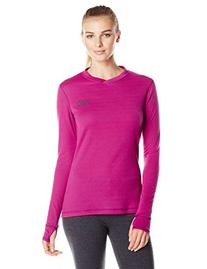 686 Women's Therma Base Top, Lt. Orchid, Medium