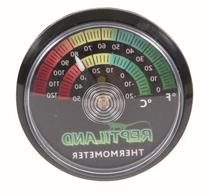Trixie Thermometer, Analogue - For Precise Monitoring Of The