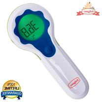 Digital Baby Thermometer - Accurate Temporal Baby Forehead