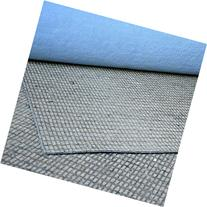 "9' x 12' Natural Step 1/4"" Thick Non-Slip Rug Pad - Safe for"