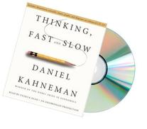 THINKING FAST AND SLOW Audiobook: Thinking, Fast and Slow