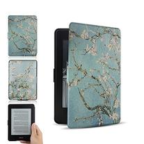 WALNEW Case for Kindle Paperwhite PU Leather Case Smart