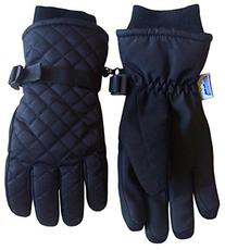N'Ice Caps Boys Thinsulate and Waterproof Quilted Ski Glove