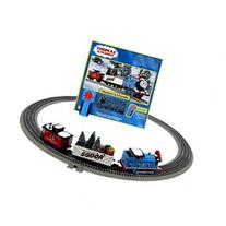Thomas and Friends Christmas Ready-To-Run Train Set