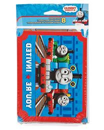 American Greetings Thomas and Friends Invite and Thank You