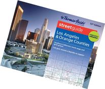 Thomas Guide: Los Angeles & Orange Counties