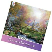 Ceaco Thomas Kinkade Mountain Chapel Jigsaw Puzzle