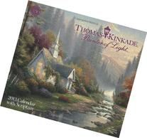 Thomas Kinkade Painter of Light with Scripture 2013 Deluxe