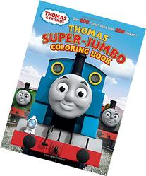 Thomas' Super-Jumbo Coloring Book