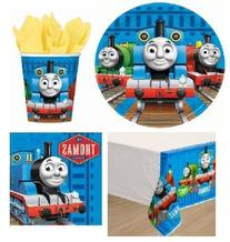 Thomas the Tank Engine Train Party Pack for 16 by