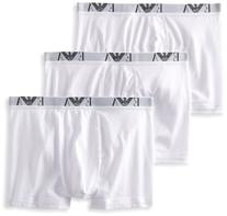Emporio Armani Three-Pack Cotton Boxer Briefs