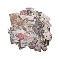 Thrift Shop Ephemera Pack by Tim Holtz Idea-ology, 54 Pieces