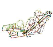 K'NEX Thrill Rides - Double Doom Roller Coaster Building Set