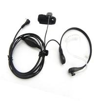 Hypario®-Throat Mic Covert Acoustic Tube Earpiece for