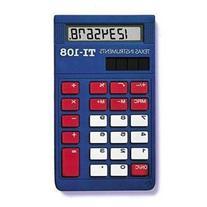 Texas Instruments TI108 Single 108/BK/D
