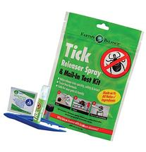 Marshall Tick Releaser Spray and Mail-In Test Kit