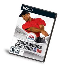 Tiger Woods PGA Tour 2006 - PC
