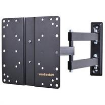 VideoSecu Tilt Swivel Full Motion Cantilever Arm TV Monitor Wall Mount for most 22-42 LCD LED Flat Panel Screen-VESA 200x200mm/ 44lbs B65