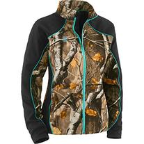 Legendary Whitetails Womens Timber Creek Softshell Big Game