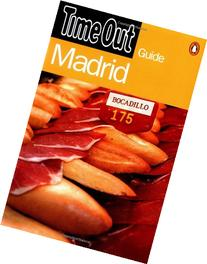 Time Out Madrid 8th edition
