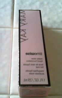 Mary Kay Timewise Matte Wear Liquid Foundation Beige 5 for