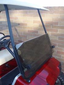 TINTED Windshield for Club Car Golf Cart 1982 to 2000