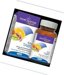 New Chapter Tiny Tabs Multi, 192-Count