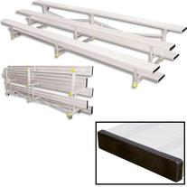 Tip N' Roll Bleacher-Type:3 Rows