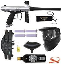 Tippmann Gryphon Paintball Marker Gun 3Skull 4+1 BC Mega Set