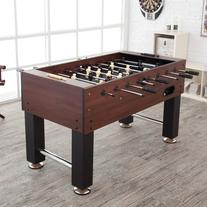 Fat Cat Tirade Continuous-Play Foosball Table