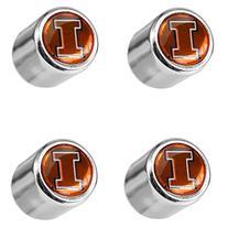 NCAA Tire Valve Stem Covers