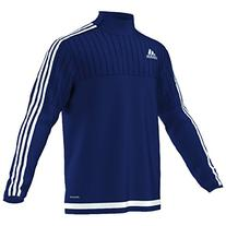 Adidas Tiro 15 Mens Training Top M Dark Blue-White