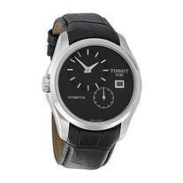 Tissot Men's T0354281605100 Couturier Automatic Black