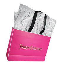 Juicy Couture Tissue Paper and Pink Gift Bag With 'Juicy
