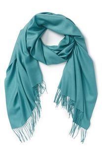 Women's Nordstrom Tissue Weight Wool & Cashmere Scarf