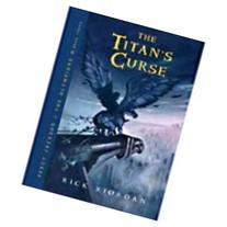 Percy Jackson and the Olympians # 3: The Titan's Curse